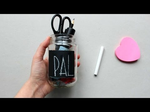 How To Create A Beautiful Jar With Guidecentral Kit - DIY Crafts Tutorial - Guidecentral
