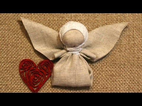 How To Create A Cute Angel Gift - DIY Crafts Tutorial - Guidecentral