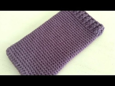 How To Crochet An IPad Cover - DIY Crafts Tutorial - Guidecentral