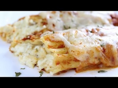 How To Delicious Chicken Manicotti - DIY Crafts Tutorial - Guidecentral