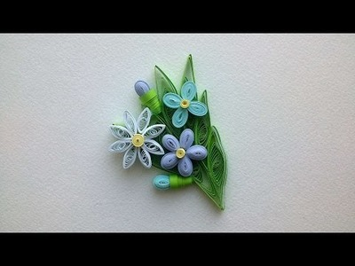 How To Make A Beautiful Flower Magnet - DIY Crafts Tutorial - Guidecentral