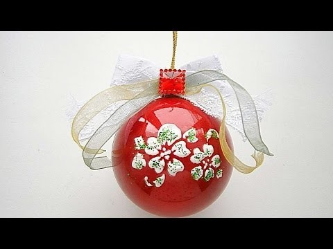 How To Make A Bright Beautiful Decoration - DIY Crafts Tutorial - Guidecentral