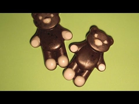 How To Make A Cute Coffee Bear Soap - DIY Crafts Tutorial - Guidecentral