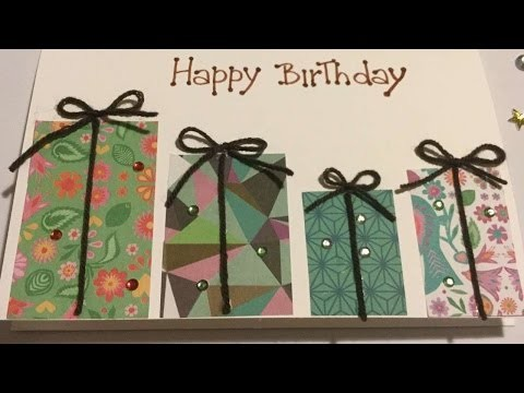 How To Make A Cute Greeting Card - DIY Crafts Tutorial - Guidecentral