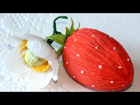 How To Make A Mini Candy Strawberry Present - DIY Crafts Tutorial - Guidecentral