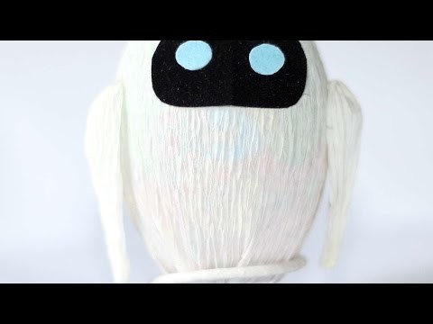 How To Make A Mini Candy Present - Robot Eve - DIY Crafts Tutorial - Guidecentral