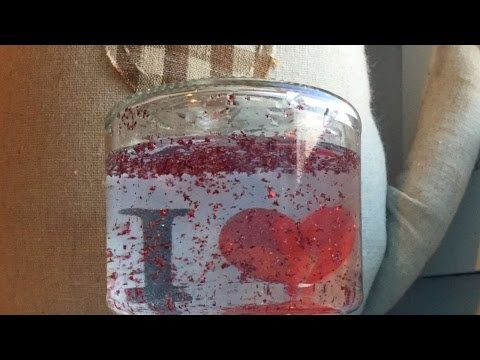 How To Make A Personalized Valentine's Gift - DIY Crafts Tutorial - Guidecentral