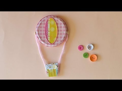 How To Make A Tine Cap Balloon - DIY Crafts Tutorial - Guidecentral