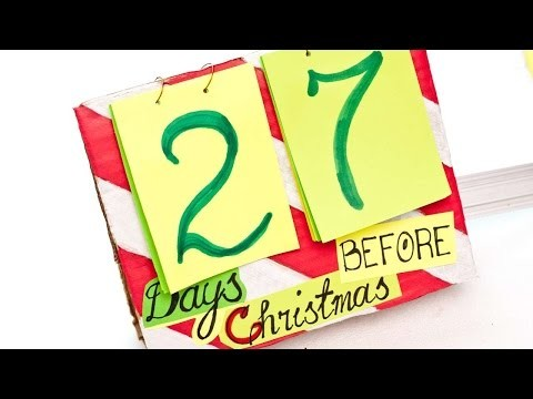How To Make A Useful Tabletop Event Countdown - DIY Crafts Tutorial - Guidecentral