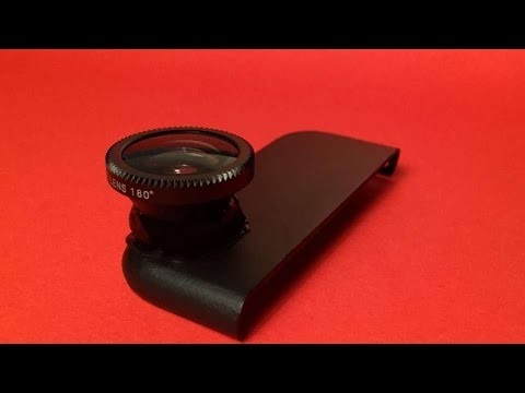 How To Make An Easy Fisheye Lens Attachment - DIY Crafts Tutorial - Guidecentral