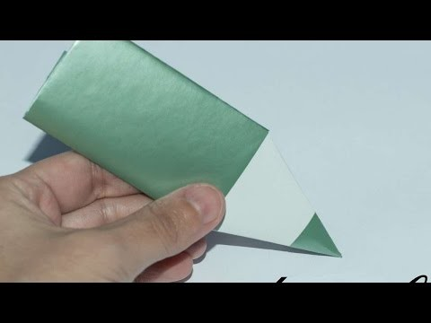 How To Make An Origami Pencil Bookmark - DIY Crafts Tutorial - Guidecentral