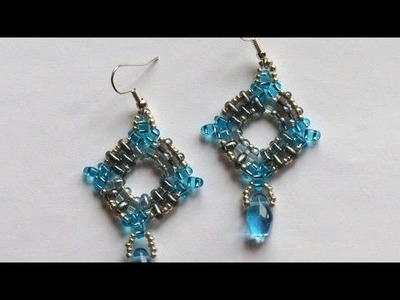 How To Make Cute Earrings With Drops - DIY Crafts Tutorial - Guidecentral