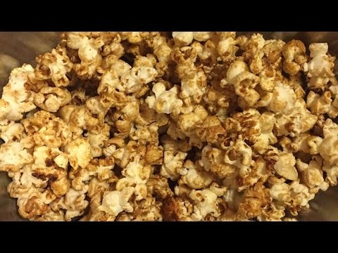 How To Make Delicious Cinnamon Kettle Corn - DIY Crafts Tutorial - Guidecentral