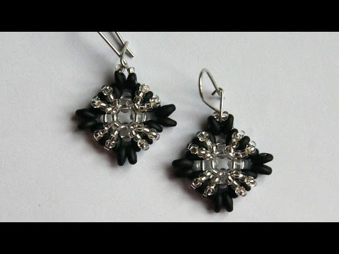 How To Make Exquisite Earrings - DIY Crafts Tutorial - Guidecentral