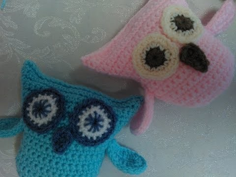 Part 1 Body How to Crochet an Owl Very Easy