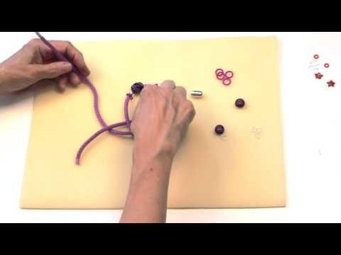 AntelopeBeads.com - How to Make a Josephine Knot