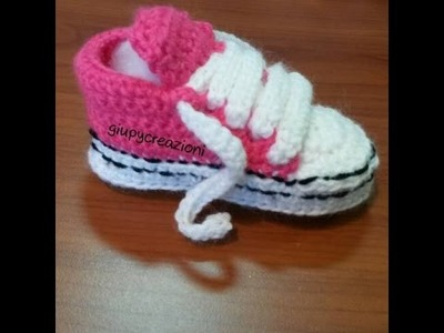 Converse all star uncinetto. crochet pattern all star converse