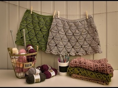 Crochet skirt - part 1