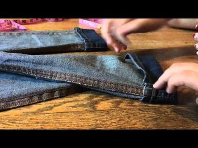 Demo: How to use Scotch Essentials products ( Permanent Hem, Easy Fix Button, Adjustable Hem Tape)