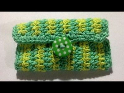 How To Crochet A Handy And Pretty Needle Case - DIY Crafts Tutorial - Guidecentral