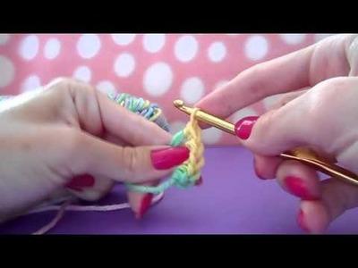 ♥ How-To Crochet: Magic Circle (mc) ♥