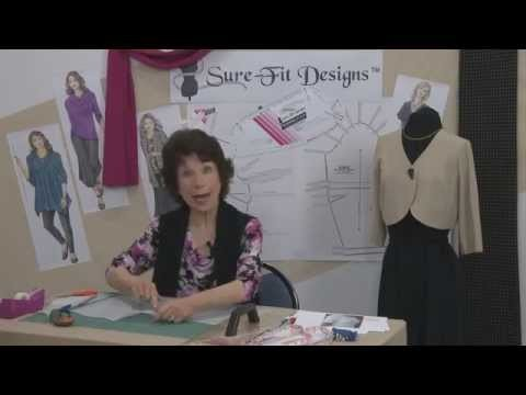 How to Identify & Adjust a Gaping Armhole with Sleeve
