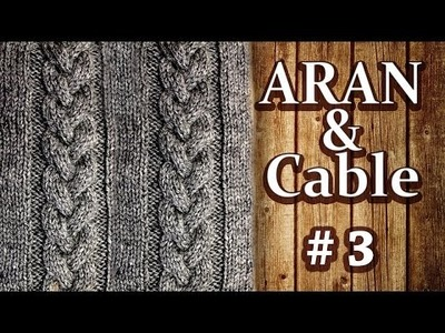 How to Knit a Braid Cable (part#3)