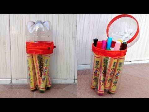 How To Make Durable Purse From Plastic Bottle