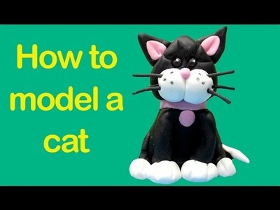 How to model a cat