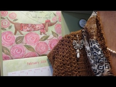 J's Crochet - Find Your Rose Today. EP. #38.