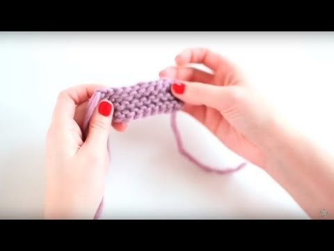 Knitting 101: How to Bind Off