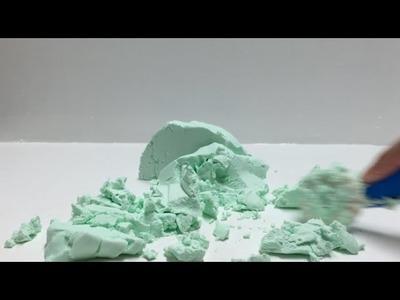 Easy Peasy Foam Dough (How to make Playdough for kids)