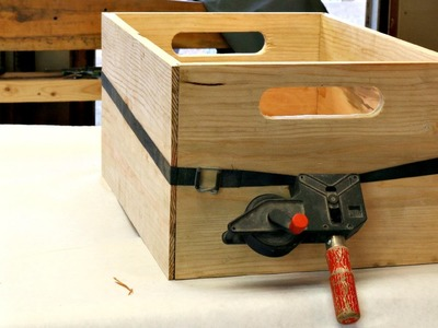 How To Build Heirloom Kindling Box pt 5