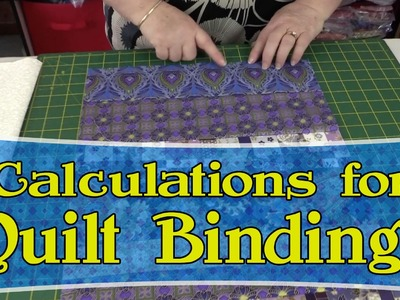 How to Calculate Quilt Binding Fabric Requirements