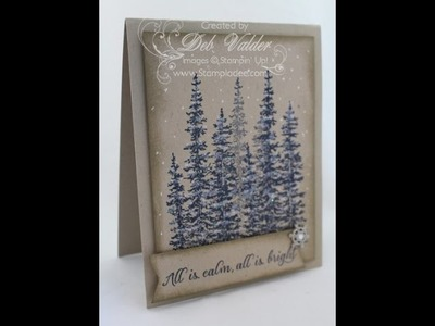 How to Create a Winter Wonderland with Deb Valder