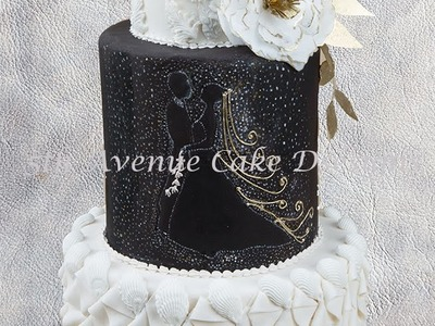 How to Design A Black & White Wedding