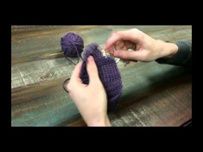 How to do Crocheted Surface Slip Stitches
