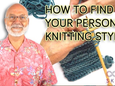 How To Find Your Personal Knitting Style