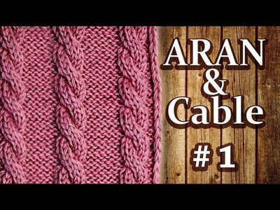 How to Knit a Six-Stitch Cable ( part#1)