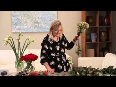 How to Make a Christmas Wreath by Paula Pryke OBE