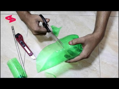 How to Make a Mobile Phone Charging Hanger by Plastic Bottle- Top Life Hacks