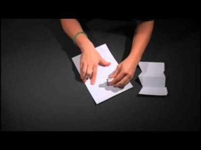 How to  Make  a pop-up  Book -  Basic techniques stop-motion video