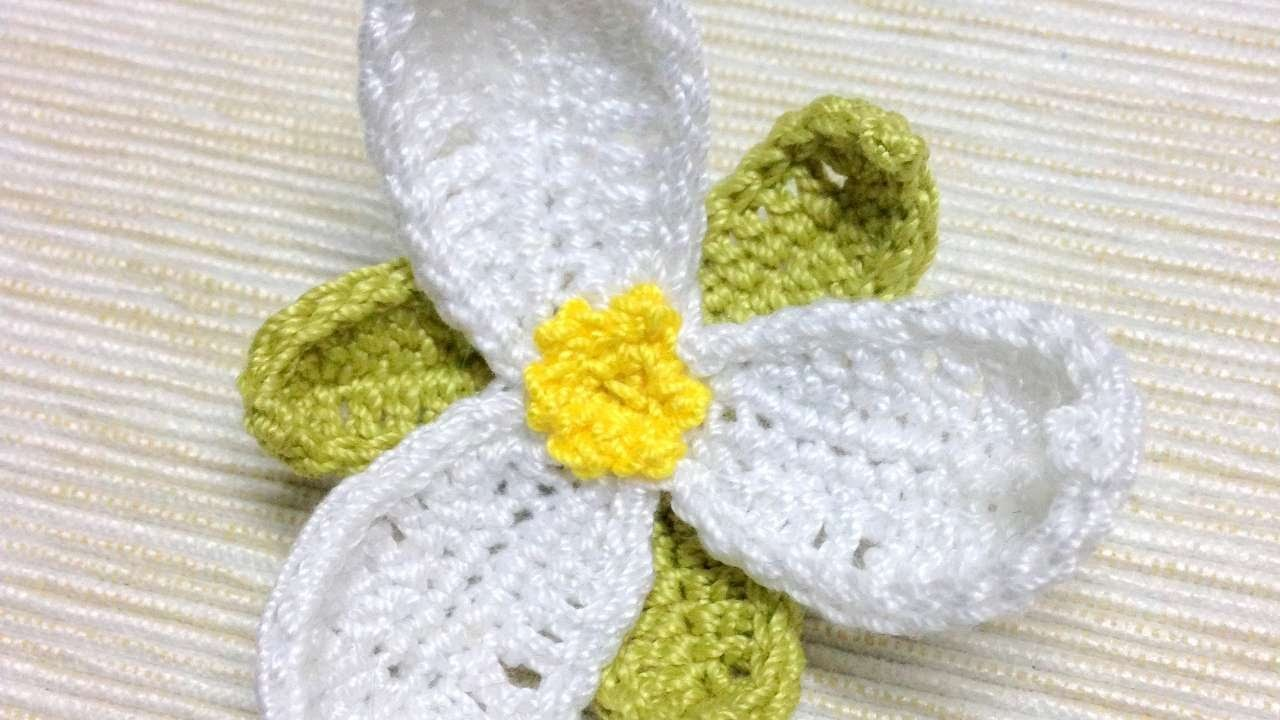 How To Make A Tender Trillium Flower Brooch - DIY Crafts Tutorial - Guidecentral