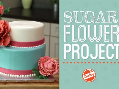 How to Make Sugar Flowers for Cakes