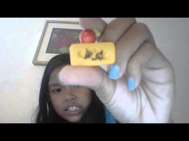 How to make your own shopkin     VanessasToyChannel