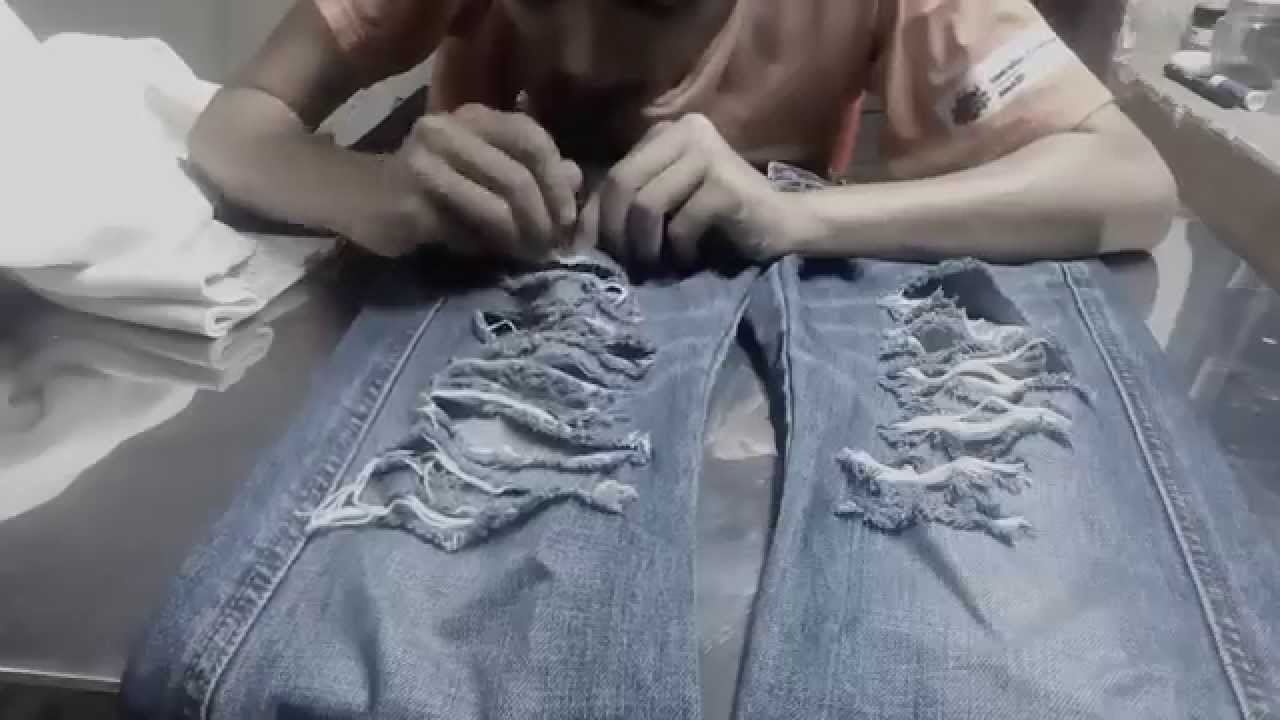 How to Uprecycle your old clothes ( ss_suwatra)