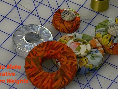 J Stern Designs l How to Make Decorative Pattern Weights