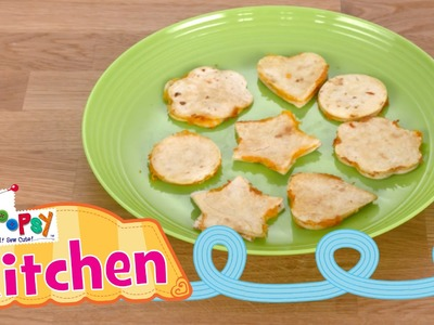 Lalaloopsy Kitchen: How to Make QueSEWdillas | Episode 9 | Lalaloopsy