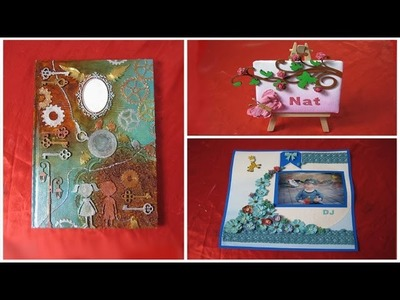 Art Lesson: How to Scrapbook