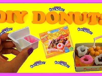 DIY Kracie Popin' Cookin' Donuts in English